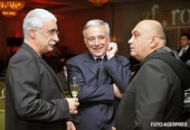 Adrian Sirbu, impreuna cu Isarescu si Peter Imre