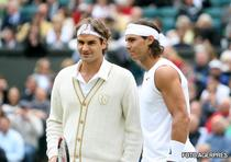 Federer e gata sa profite de accidentarea lui Nadal