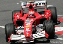 Schumacher, pe vremea cand concura in F1