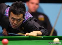 Marco Fu s-a calificat in premiera in semifinalele UK Championship.