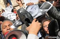 Demonstratie in Egipt