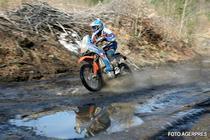 Gyenes participa la Raliul Dakar 2009