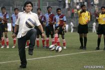 Maradona, suspendat doua luni