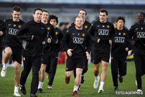 Manchester United, echipa cu cei mai multi jucatori nominalizati pentru echipa anului 2008