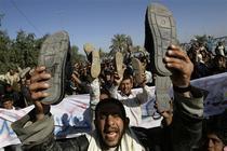 Irakienii cer eliberarea ziaristului