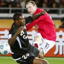 Rooney si-a facut si azi datoria