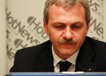 Liviu Dragnea in redactia HotNews.ro