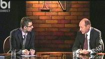 Traian Basescu la 'Nasul'