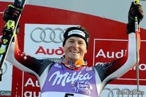 Kostelic castiga o cursa de cupa mondiala dupa 5 ani