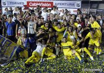 Boca Juniors, campioana Argentinei