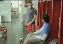 Ribery si Toni, protagonistii celui mai amuzant clip inainte de Euro