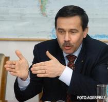Ministrul Finantelor, Gheorghe Pogea