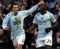 Felipe Caicedo a fost unul dintre cei mai buni jucatori ai lui Manchester City