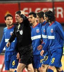 Aexandru Deaconu, cel care a oprit meciul Rapid - Steaua
