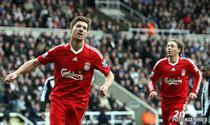 Liverpool, liderul la zi din Premier League