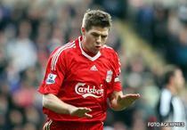 Gerrard ramane la Liverpool