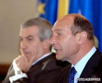 Basescu si Tariceanu (2008)