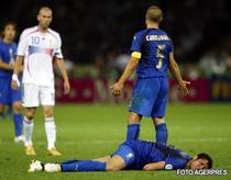 Zidane nu-l iarta pe Materazzi
