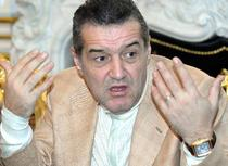 Gigi Becali, patron Steaua