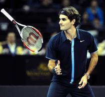 Apune steaua lui Federer?