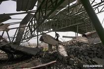 Stadionul a ajuns o ruina