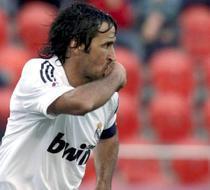 Raul se bucura dupa golul marcat