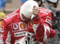 Schumi, aproape de moarte la Silverstone