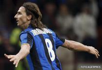 Ibrahimovic, rasplatit pentru evolutia de la Inter