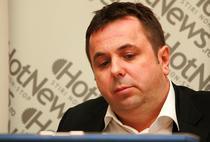 Laurentiu Ionete in redactia HotNews.ro