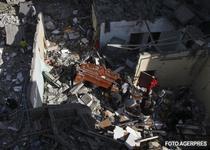 Bombardamentele din Fasia Gaza au omorat trei fotbalisti palestinieni