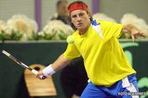 Andrei Pavel se retrage la BCR Open Romania