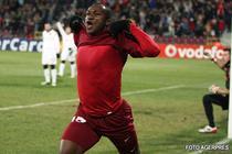 Yssouf Kone, inca un gol pentru CFR