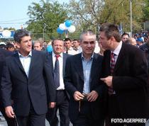 Oprea, Iordanescu si Pandele, pe vremea cand erau social-democrati
