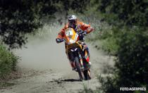 Dakar 2011, aproape de start