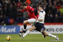 Berbatov, decisiv pentru Manchester United