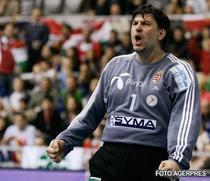 Portarul Puljezevic, fericit dupa victoria cu Romania.