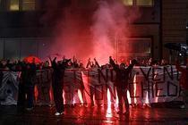 Proteste ale suporterilor impotriva vanzarii lui Kaka