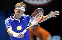 Federer il elimina pe rusul Safin