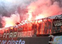 Meci de risc maxim in Bucuresti