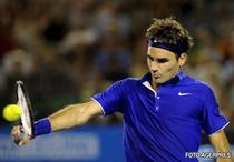 Federer, in sferturi la Cincinnati