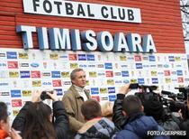 """FC Timisoara """"sufera"""" din cauza suporterilor violenti"""