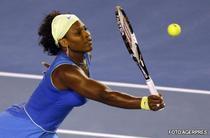 Serena e in finala