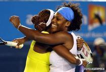 Surorile Williams, rivalele Monicai Niculescu in finala de la Stanford