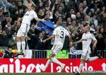 Arjen Robben se bucura dupa golul inscris cu Villarreal.