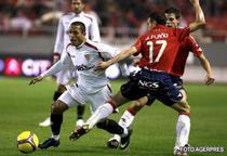 Osasuna obtine un punct cu Sevilla pe final de meci.