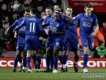 Manchester United, prima in lume