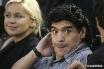 Cerceii lui Maradona, scosi la licitatie