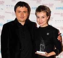 Cristian Mungiu si Anamaria Marinca