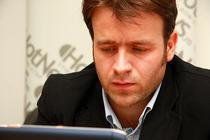 Felix Tataru in redactia HotNews.ro
