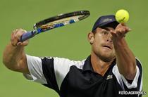 Roddick e favorit in fata lui Victor Hanescu la Doha.